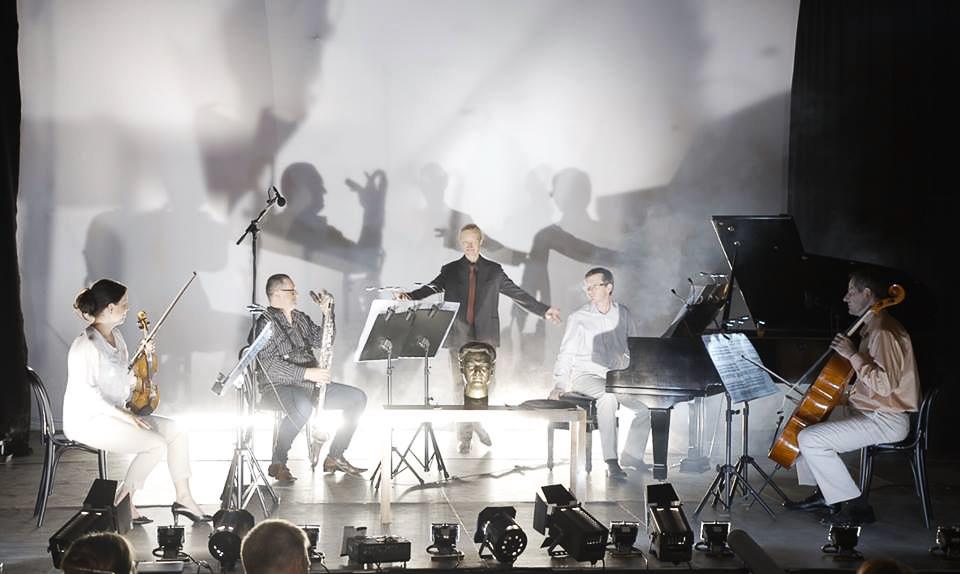 Jan Kapr's Code – Concert